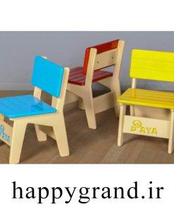صندلی پایا